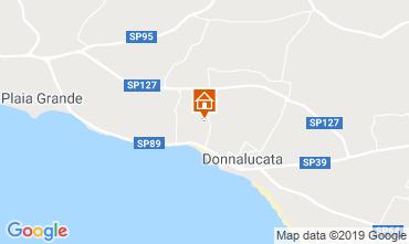 Mapa Marina di Ragusa Apartamento 113933