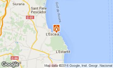 Mapa La Escala Villa 95848