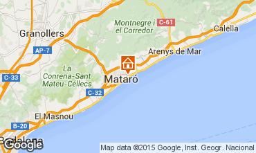 Mapa Barcelona Apartamento 75979