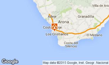 Mapa Los Cristianos Estudio 77464