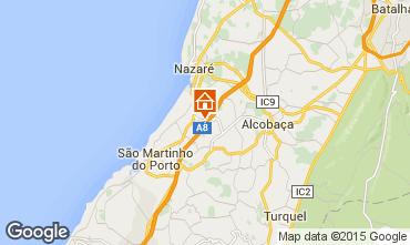 Mapa Nazar� Casa rural 93017