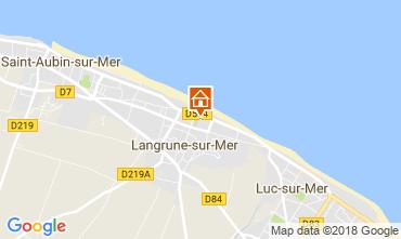 Mapa Langrune sur mer Casa 113675