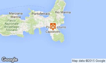 Mapa Capoliveri Apartamento 74194