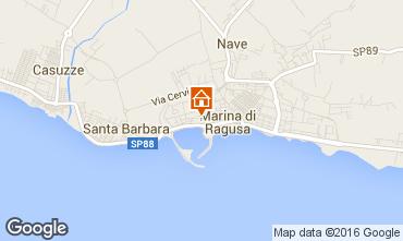 Mapa Marina di Ragusa Apartamento 103248