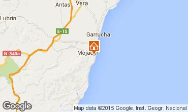 Mapa Moj�car Apartamento 100219