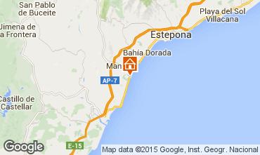 Mapa Manilva Apartamento 90830