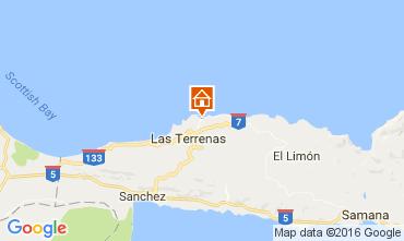 Mapa Las Terrenas Villa 106784