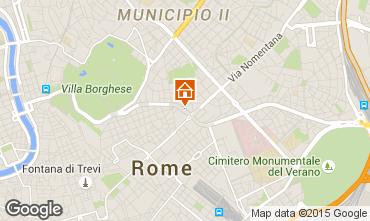 Mapa Roma Apartamento 57760