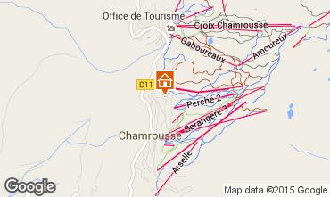 Mapa Chamrousse Estudio 739