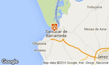 Mapa C�diz Apartamento 102427