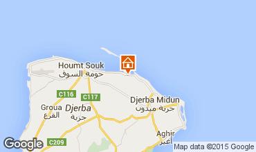 Mapa Djerba Villa 9885