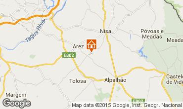 Mapa Nisa Villa 38435