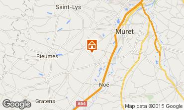 Mapa Tolosa Casa rural 99702