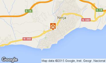 Mapa Nerja Apartamento 79550