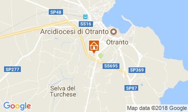 Mapa Otranto Casa 113428