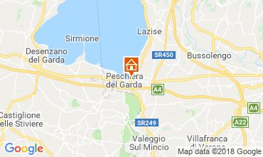 Mapa Peschiera del Garda Apartamento 116716