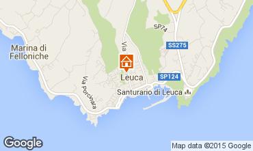Mapa Santa Maria di Leuca Apartamento 84118