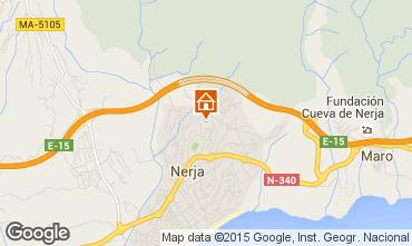 Mapa Nerja Casa 76794