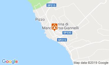 Mapa Gallipoli Apartamento 115828