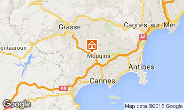 Mapa Cannes Apartamento 84021