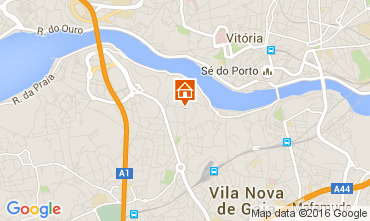 Mapa Vila Nova de Gaia Apartamento 103672