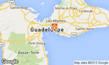 Mapa Gosier (Guadalupe) Estudio 8004