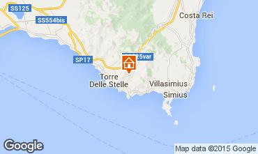 Mapa Solanas Villa 52619