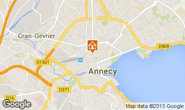 Mapa Annecy Estudio 55720