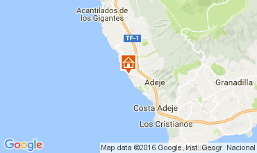 Mapa Callao Salvaje Apartamento 106943