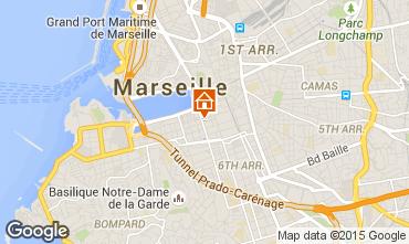 Mapa Marsella Estudio 5953