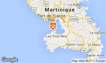 Mapa Trois Ilets Apartamento 79020