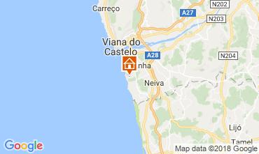 Mapa Viana Do castelo Apartamento 115472