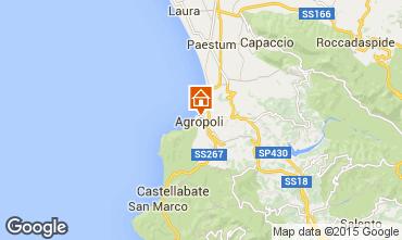 Mapa Agropoli Apartamento 34155