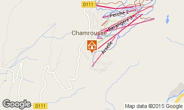 Mapa Chamrousse Apartamento 60559