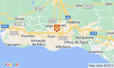 Mapa Albufeira Villa 118399
