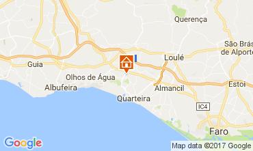 Mapa Vilamoura Villa 109457
