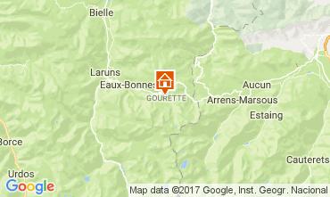 Mapa Gourette Apartamento 68545