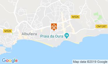 Mapa Albufeira Apartamento 81595