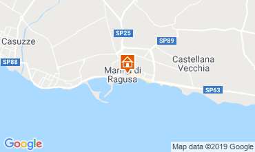 Mapa Marina di Ragusa Apartamento 118163