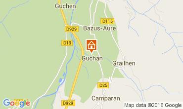 Mapa Saint Lary Soulan Apartamento 51814