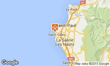 Mapa Saint Gilles Casa 9879