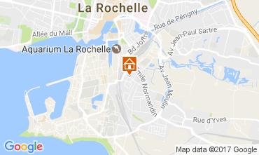 Mapa La Rochelle Estudio 108987