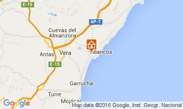 Mapa Vera Apartamento 55866