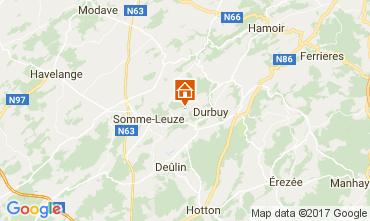 Mapa  Casa rural 112798