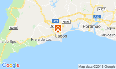 Mapa Lagos Apartamento 116150