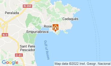 Mapa Rosas Casa 89704