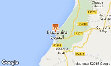 Mapa Essaouira Casa 87004