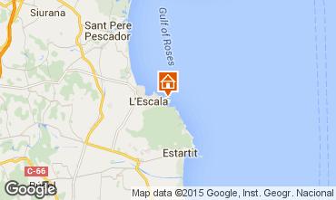 Mapa La Escala Villa 11451