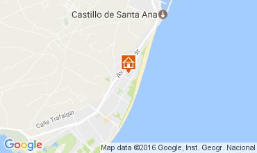 Mapa Roquetas de Mar Apartamento 73121