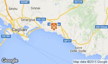 Mapa Cagliari Casa 62897
